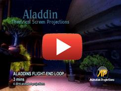 ALADDINS FLIGHT END LOOP 3 mins