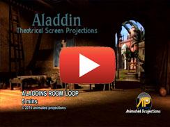 ALADDINS ROOM LOOP 5 mins