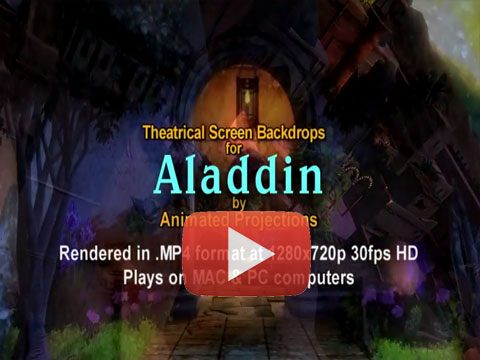 ALADDIN Complete Collection