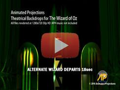 Alternate Wizard Departs 18sec