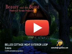 BELLES COTTAGE NIGHT EXTERIOR LOOP 3 mins