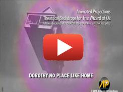 Dorothy No Place Like Home