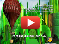EC Ending Balloon LOOP 2min