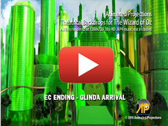 EC Ending Glinda Arrival