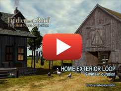 HOME EXTERIOR LOOP 5 mins