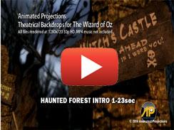 Haunted Forest Intro 1 23sec
