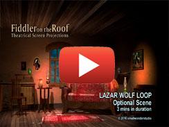 LAZAR WOLF LOOP OPTIONAL 3 mins