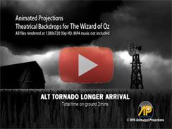 Choose ALT Tornado Longer Arrival