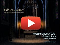 RUSSIAN CHURCH LOOP OPTIONAL 3 mins