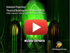 Wizard Departs
