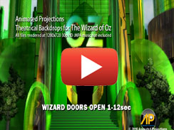Wizard Doors Open 1 12sec