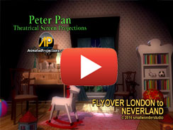 FLYOVER LONDON to NEVERLAND