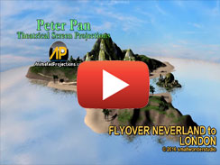 FLYOVER NEVERLAND to LONDON