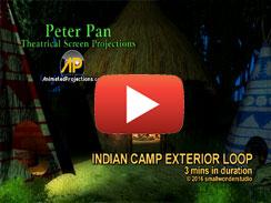 INDIAN CAMP EXTERIOR LOOP 3 mins