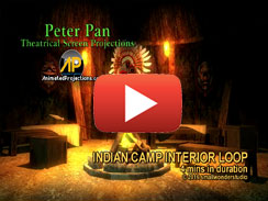 INDIAN CAMP INTERIOR LOOP 4 mins