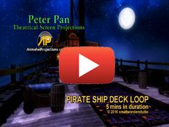 PIRATE SHIP DECK LOOP 5 mins