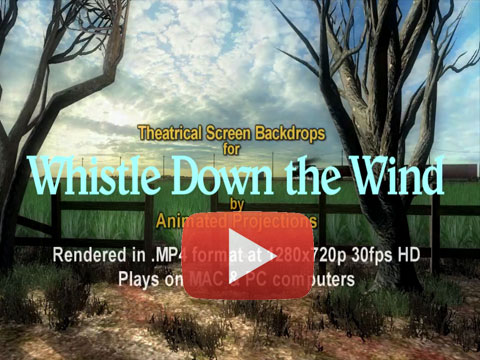 Whistle Down The Wind Complete Collection