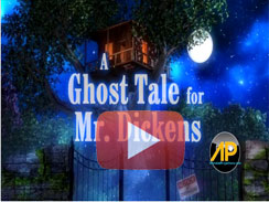 A Ghost Tale for Mr. Dickens