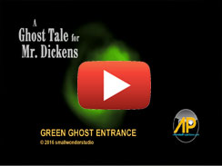 GREEN GHOST ENTRANCE