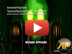 Wizard Appears